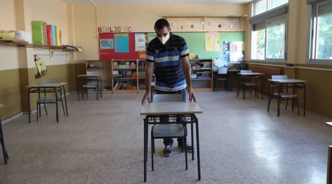 LLEGA El caos educativo