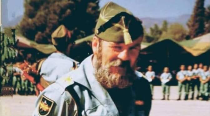 En Memoria del Tte. Coronel Don Jose Antonio Pérez Recena