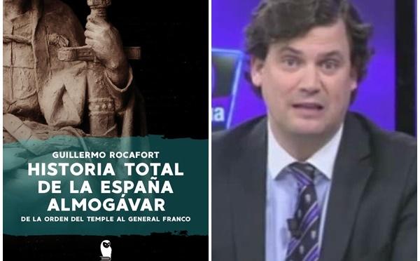 """ENTREVISTA A Guillermo Rocafort: """"España no morirá mientras quede un libro que nos hable de su nobleza y de su valor"""""""