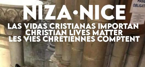 Niza: Christian Lives Matter