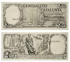 ¿Indemnizar a particulares por la moneda emitida ilegalmente por la Generalitat en la Guerra Civil? Una sinrazón