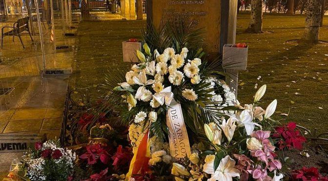ANIVERSARIO DEL ATENTADO A LA CASA CUARTEL DE ZARAGOZA: NUEVA HUMILLACIÓN A LAS VÍCTIMAS DEL TERRORISMO