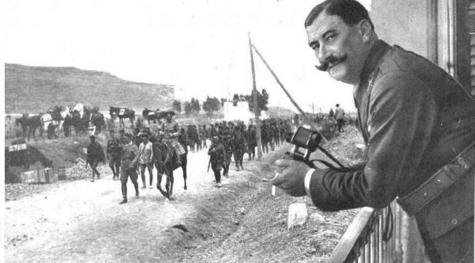 """""""La infame reacción del PSOE tras el desastre de ANNUAL (1921) un ejercicio de memoria histórica"""" Por Guillermo Rocafort"""