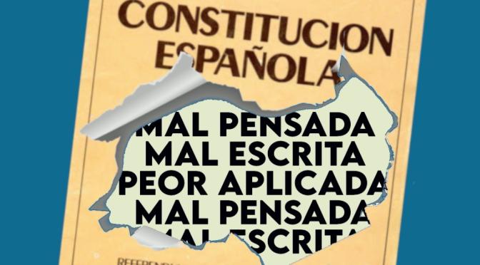 """SOMATEMPS – Conferencia: """"¿Por qué NO somos constitucionalistas?"""", por Josep Alsina"""