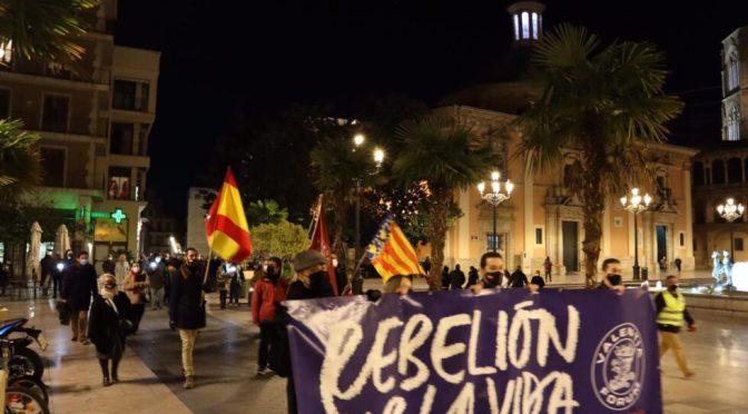 """VALENTIA FORUM – """"Manifiesto: Rebelión por la vida, no a la cultura de la muerte"""""""