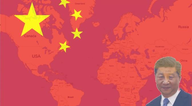 China quiere liderar el NOM hacia el comunismo totalitario