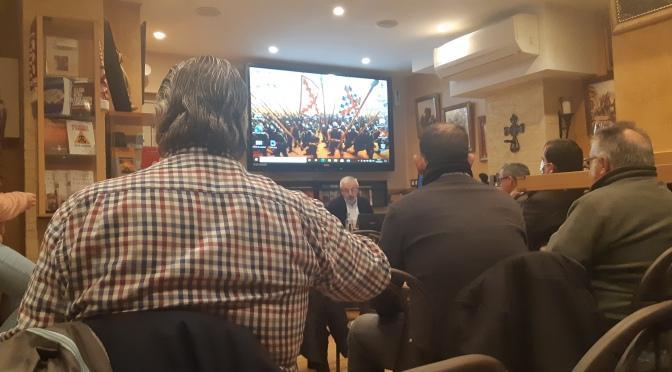 """Conferencia: """"Gustavo Bueno y los separatismos"""""""