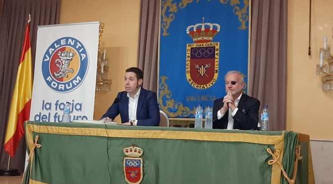 VALENTIA FORUM – Adelanto gráfico de la conferencia en Valencia de José Javier Esparza